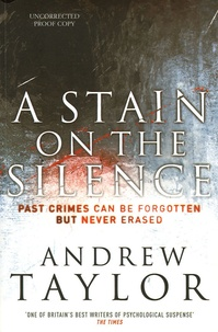 Andrew Taylor - A Stain on the Silence.