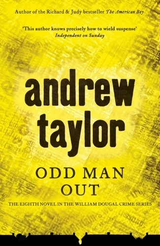 Odd Man Out. William Dougal Crime Series Book 8