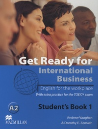Get Ready for International Business - Students Book 1 - A2.pdf