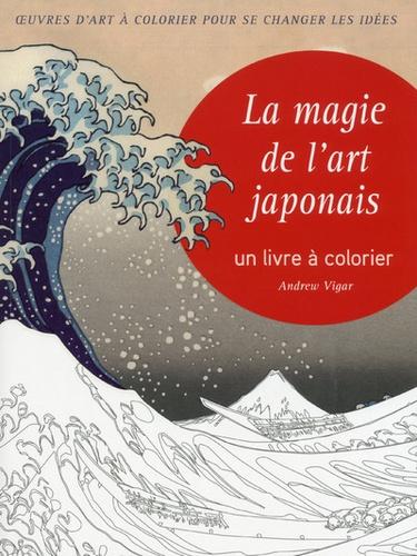 La Magie De L Art Japonais Un Livre A Colorier Grand Format