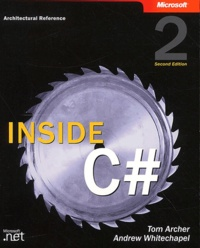 Ucareoutplacement.be Inside C#. 2nd Edition, CD-ROM Included Image