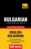 Andrey Taranov - Bulgarian vocabulary for English speakers - 9000 words.