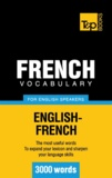 Andrey Taranov - French vocabulary for English speakers - 3000 words.
