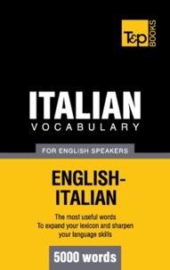 Andrey Taranov - Italian vocabulary for English speakers - 5000 words.