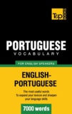 Andrey Taranov - Portuguese vocabulary for English speakers - 7000 words.