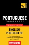 Andrey Taranov - Portuguese vocabulary for English speakers - 9000 words.
