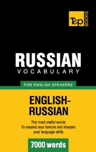 Andrey Taranov - Russian vocabulary for English speakers - 7000 words.
