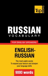 Andrey Taranov - Russian vocabulary for English speakers - 9000 words.
