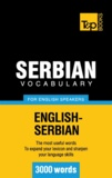 Andrey Taranov - Serbian vocabulary for English speakers - 3000 words.