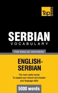 Andrey Taranov - Serbian vocabulary for English speakers - 5000 words.