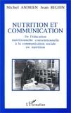 Andrien - Nutrition et communication - De l'éducation nutritionnelle conventionnelle à la communication sociale en nutrition.