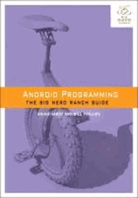 Android Programming - The Big Nerd Ranch Guide.
