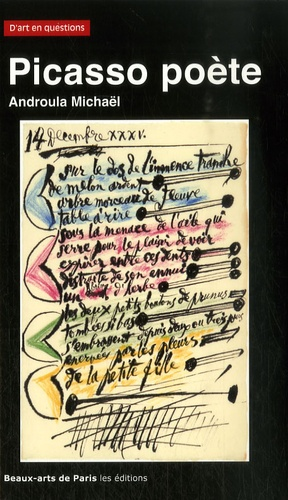 Androula Michaël - Picasso poète.