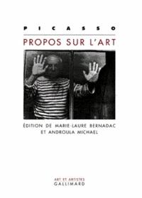 Androula Michaël et Edouard Bernadac - Propos sur l'art.