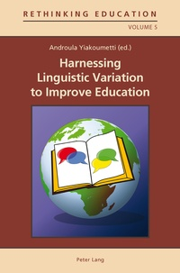 Androula Yiakoumetti - Harnessing Linguistic Variation to Improve Education.