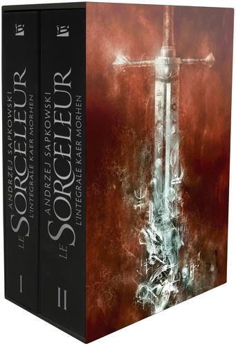 Le Sorceleur L'intégrale de Kaer  Coffret en 2 volumes : Tomes 1 et 2. Avec la carte exclusive du monde du Sorceleur et des illustrations en couleur inédites -  -  Edition collector