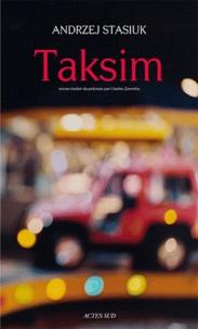 Andrzej Stasiuk - Taksim.