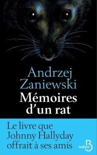 Andrzej Zaniewski - Mémoires d'un rat.