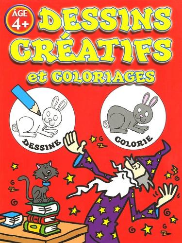 Andy Cooke - Dessins créatifs et coloriages - + de 4 ans.