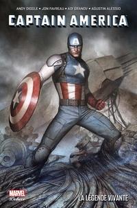 Andy Diggle et Jon Favreau - Captain America  : La Légende vivante.