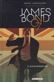 Andy Diggle et Luca Casalanguida - James Bond Tome 3 : Hammerhead.