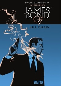 Andy Diggle et Luca Casalanguida - Kill Chain.
