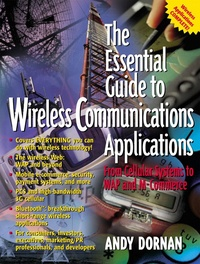 Checkpointfrance.fr The Essential Guide to Wireless Communications Applications. From cellular systems to WAP and M-Commerce Image