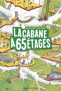Kindle ebook collection télécharger La cabane à 13 étages, Tome 05  - La cabane à 65 étages RTF PDB par Andy Griffiths 9782747094450 (Litterature Francaise)