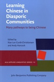 Andy Hancock - Learning Chinese in Diasporic Communities.