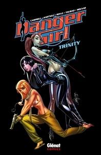 Andy Hartnell et John Royle - Danger Girl  : Trinity.