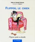 Andy Li et Daniel Prévost - FLIPPOU, LE CHIEN. - Flippou quitte sa famille.