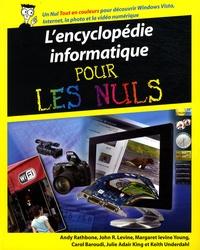 Andy Rathbone et John Levine - L'encyclopédie informatique pour les Nuls.