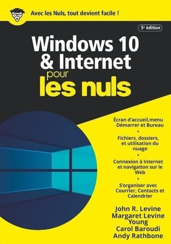 Windows 10 et Internet pour les nuls 5e édition