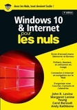 Andy Rathbone et John Levine - Windows 10 & internet pour les nuls.