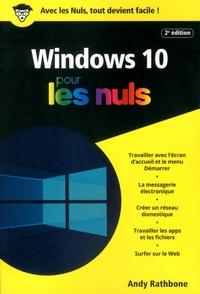 Deedr.fr Windows 10 poche pour les nuls Image