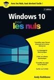 Andy Rathbone - Windows 10 poche pour les nuls.