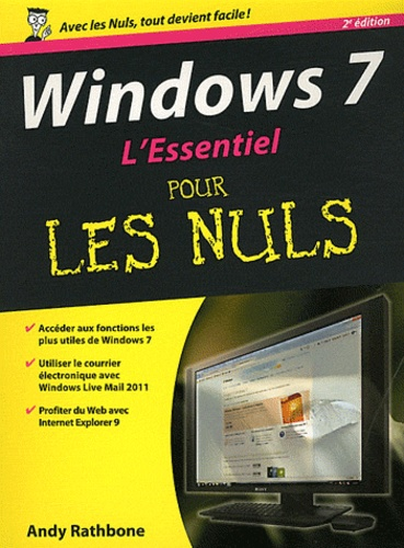 WINDOWS 95 POUR LES NULS. Edition 1997 - Andy Rathbone