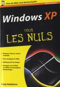 Andy Rathbone - Windows XP pour les nuls.