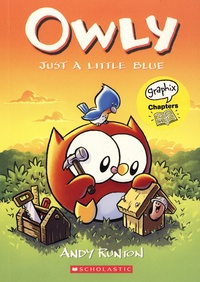 Andy Runton - Owly Tome 2 : Just a Little Blue.