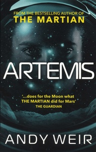 Andy Weir - Artemis.