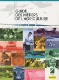 ANEFA - Guide des métiers de l'agriculture - A l'usage des professionnels de l'orientation.