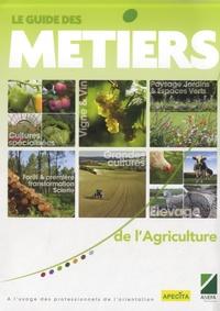ANEFA - Le guide des métiers de l'agriculture.