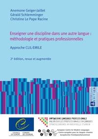 Rhonealpesinfo.fr Enseigner une discipline dans une autre langue : méthodologie et pratiques professionnelles - Approche CLIL-EMILE Image