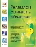 ANEPC et Gilles Aulagner - Pharmacie clinique et thérapeutique.