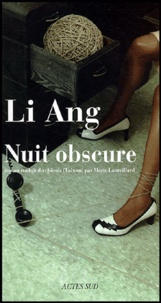 Ang Li - Nuit obscure.