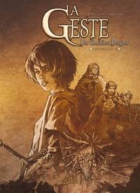 Ange et Francisco Ruizgé - La Geste des Chevaliers Dragons Intégrale 3 : Tomes 9 à 12.