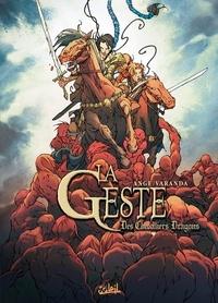 Ange - La Geste des Chevaliers Dragons T01 : Jaïna.
