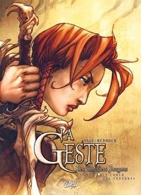 Ange - La Geste des Chevaliers Dragons T08 : Le choeur des ténèbres.