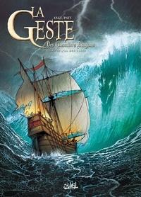 Ange - La Geste des Chevaliers Dragons T23 - La Mer close.