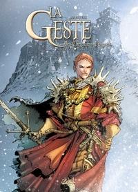 Ange - La Geste des chevaliers Dragons T30 - L'Ancienne.
